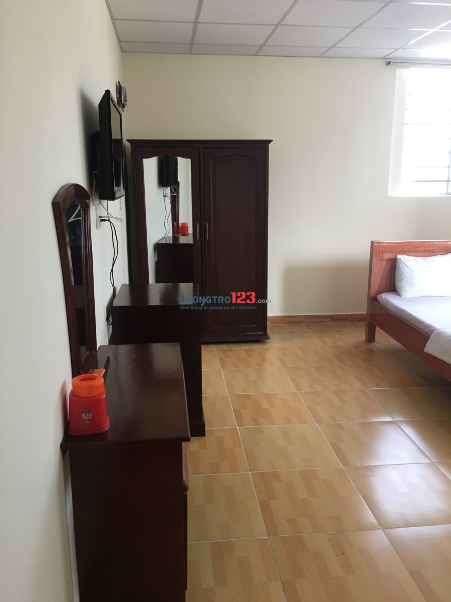 Cho thuê phòng đầy đủ tiện nghi tại Gò Vấp