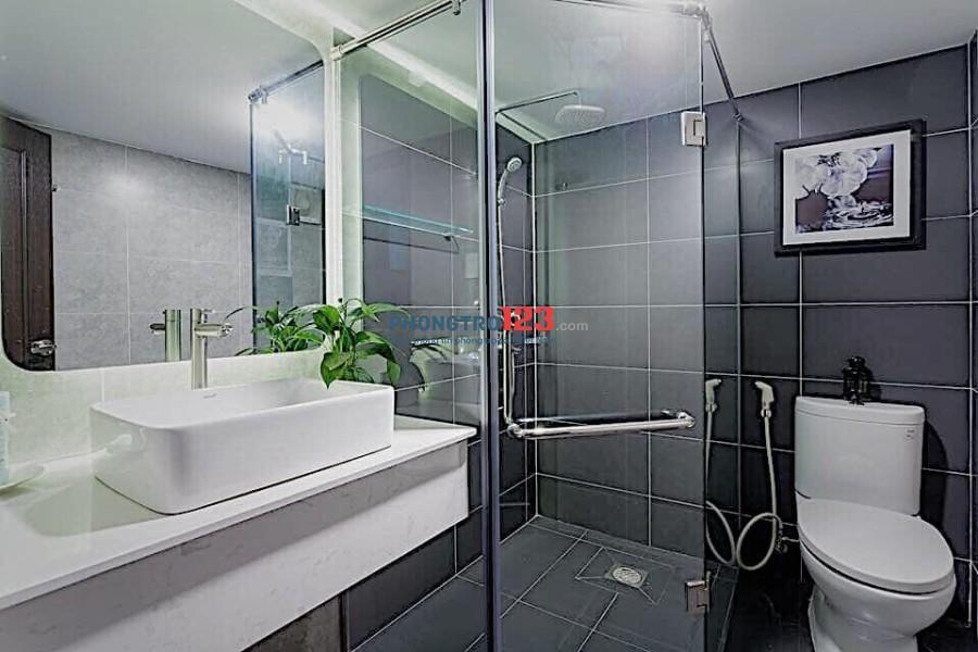 [quận Bình Thạnh]- Căn hộ dịch vụ cho thuê dài hạn