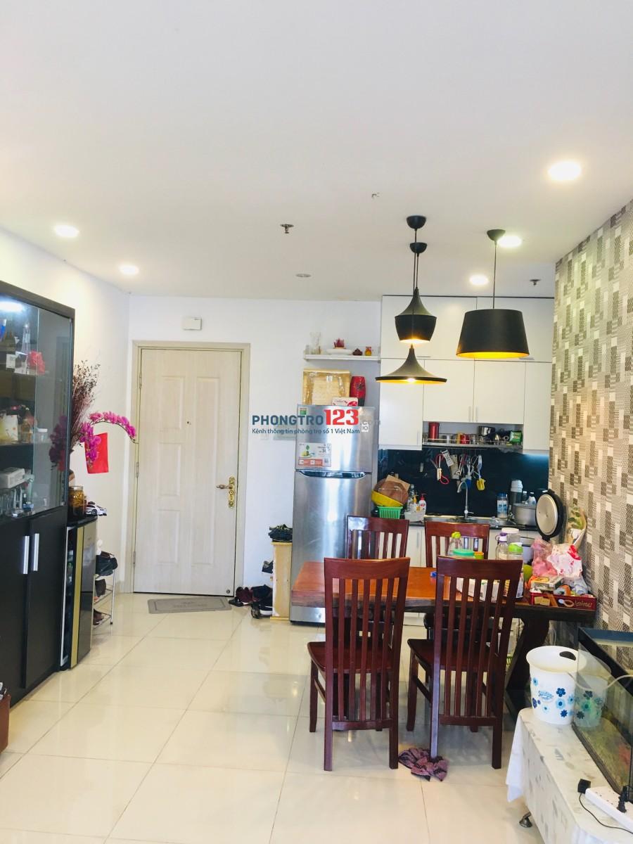 Cho thuê căn hộ Full House đầy đủ nội thất 75m2 2pn tại Đường số 34, P.Bình Trị Đông B, Q.Bình Tân