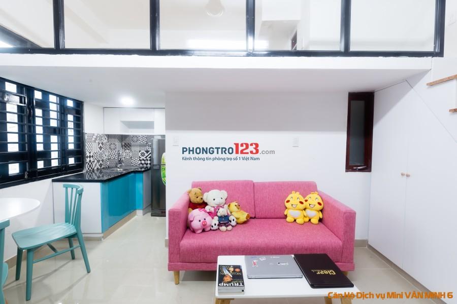 Q9 – Cho thuê phòng trọ cao cấp Full Nội Thất Xịn Xò chỉ từ 3,6tr - 4,0tr