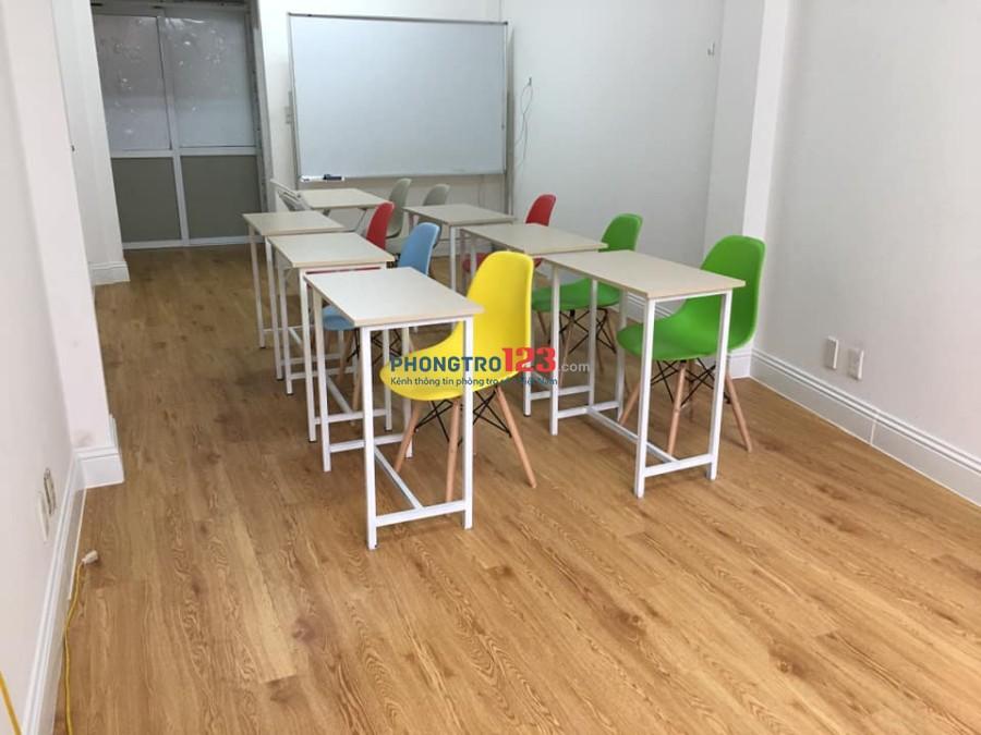 Cho thuê Văn Phòng hoặc Phòng Học