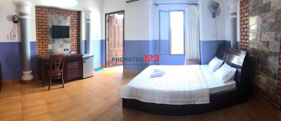 Cho thuê phòng khách sạn - hotel Hoàng Mai - K18 Phan Chu Trinh, P.2, Vũng Tàu (Bãi Sau)