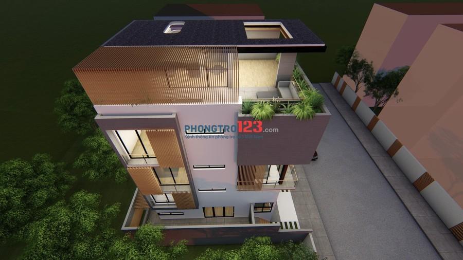 Chính chủ cho thuê biệt thự 1 trệt 5 lầu 538m2 đường 12m Ngay Khu Biệt Thự Bình An, Q.2