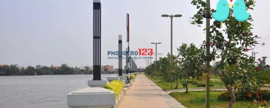 Phòng cho thuê 2tr/th trên Nguyễn Lương Bằng, Quận 7. Đầy đủ tiện nghi