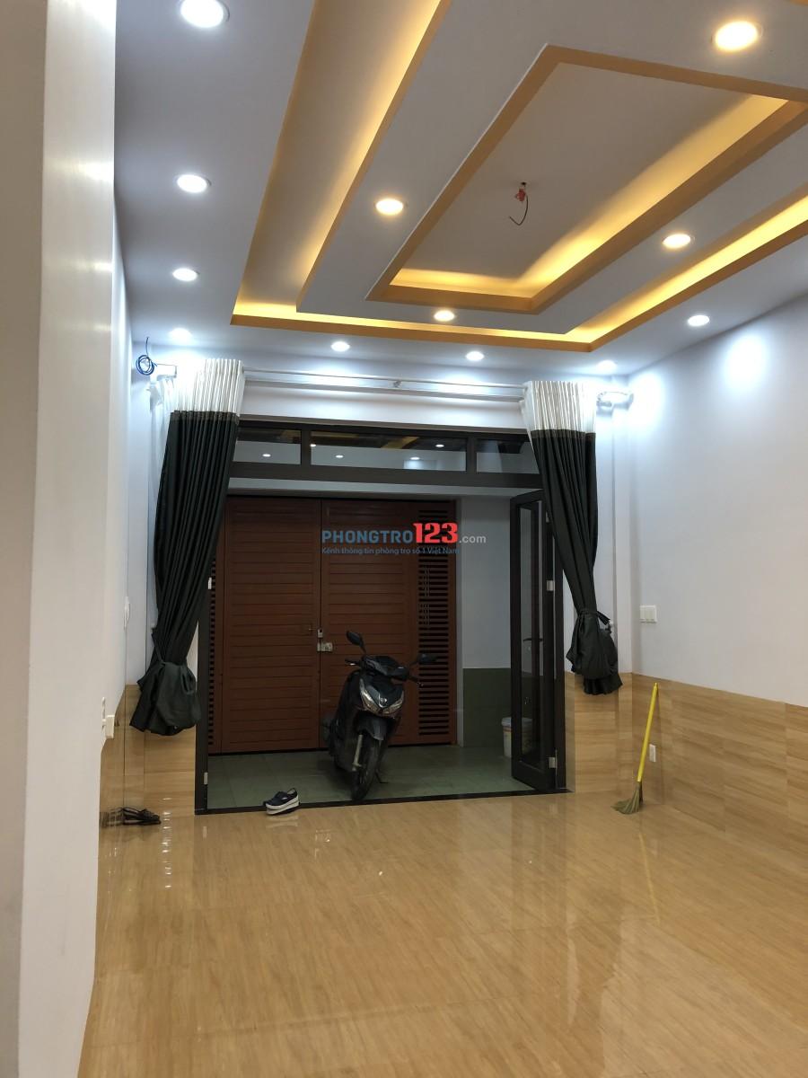 Chính chủ cần cho thuê Nhà nguyên căn mới xây xong, Phường 17, Quận Gò Vấp