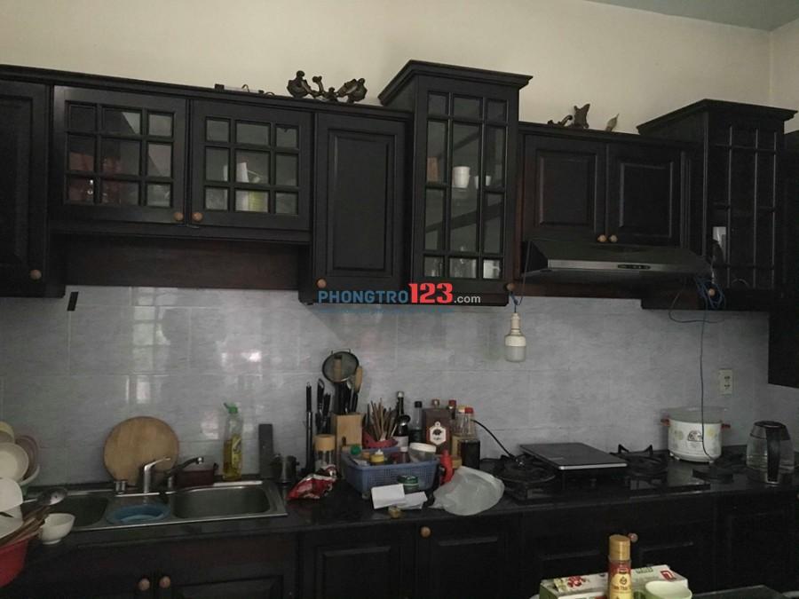 [Tìm nữ ở ghép] - Khu Biệt thự Nam Long, quận 9