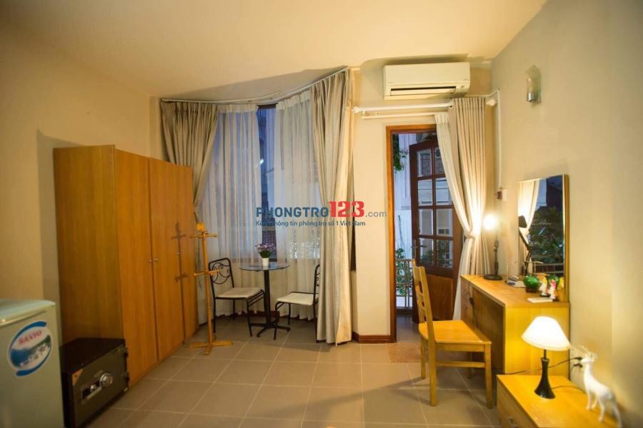Căn hộ gần gần khách sạn Newworld 45m² 1PN quận 1