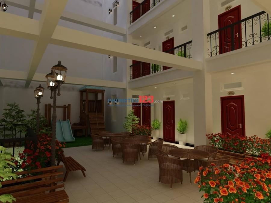 Căn hộ cho thuê ngay trung tâm Phú Nhuận