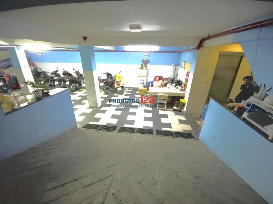 Phòng trọ - ở 4 người, văn phòng, studio, spa, online