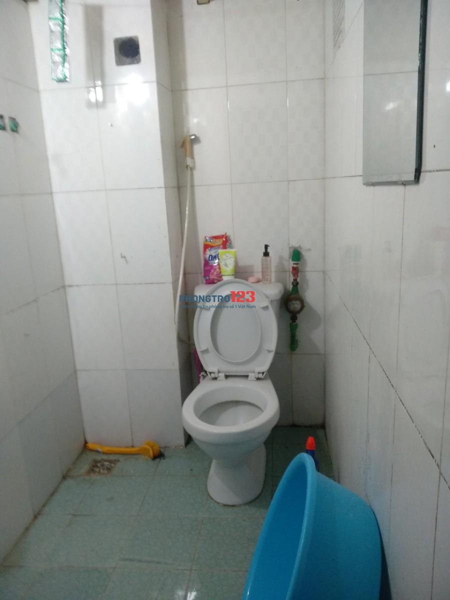 Cho thuê phòng trong chung cư mini 5 tầng, vệ sinh khép kín sạch đẹp, giá 1.3tr, ưu tiên ở 1 mình