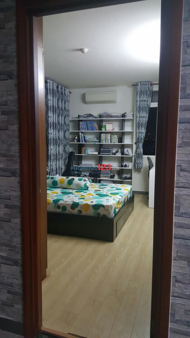 Cho thuê chung cư TDH Trường Thọ, Q.Thủ Đức Full nội thất, dt 95m2 2pn, 2wc. Giá 13 tr/tháng