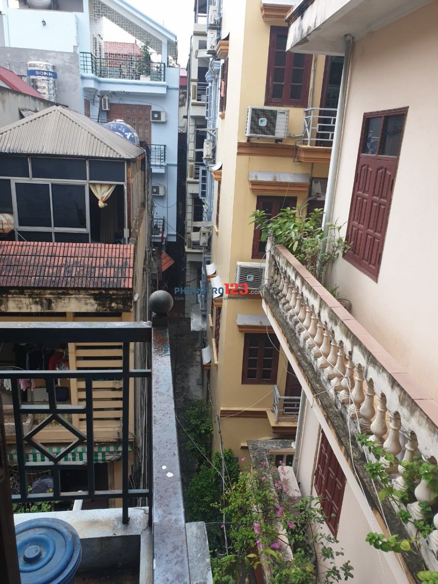 Cho thuê phòng Ngõ 140 Phố Vương Thừa Vũ, Thanh Xuân (gần ngã tư sở)