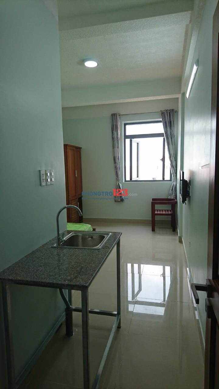 Cho Thuê Phòng Trọ Căn Hộ Mini Gần RMIT Tôn Đức Thắng Lotte