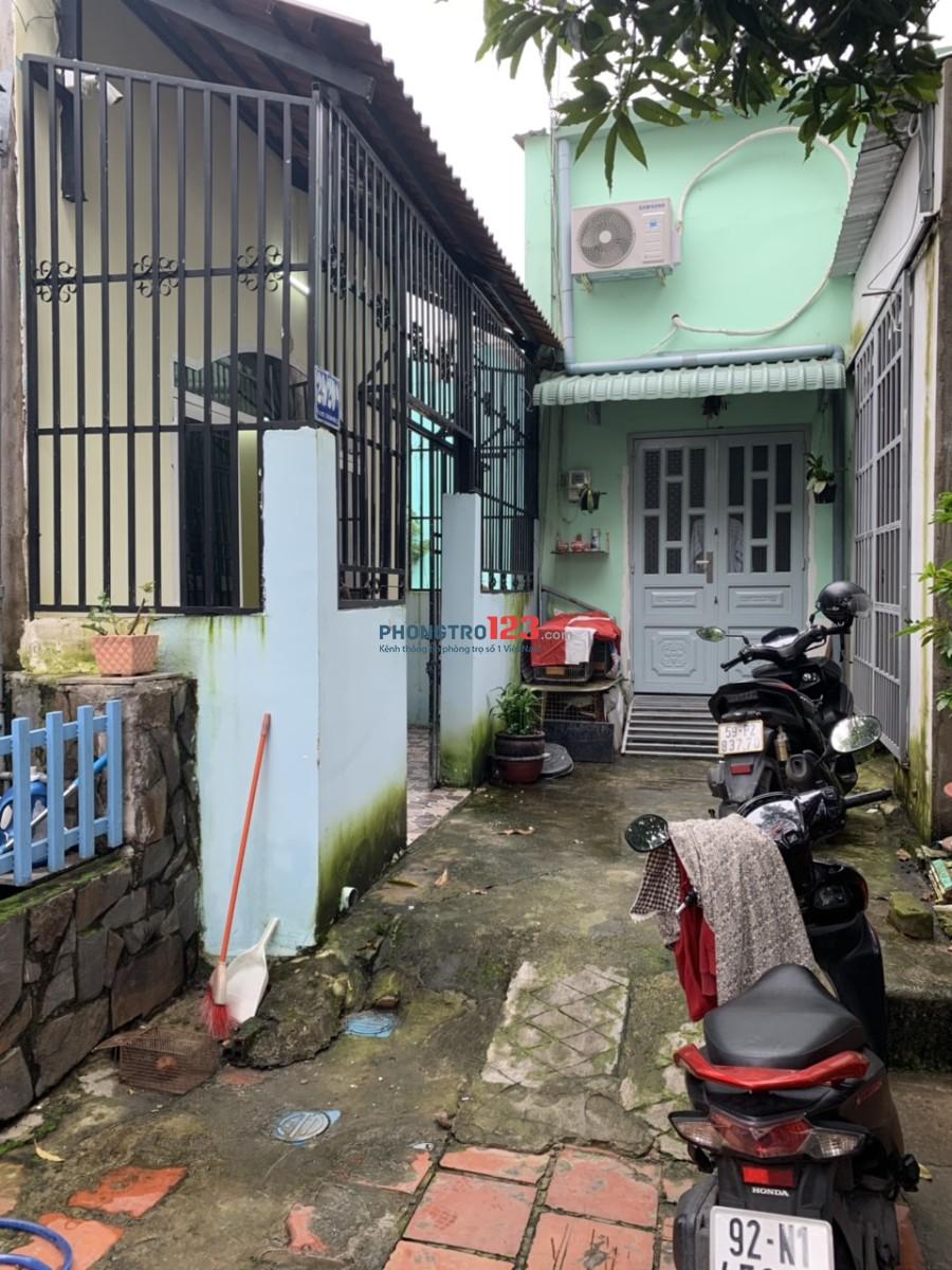 Cho thuê nhà Nguyên căn tại TCH 26