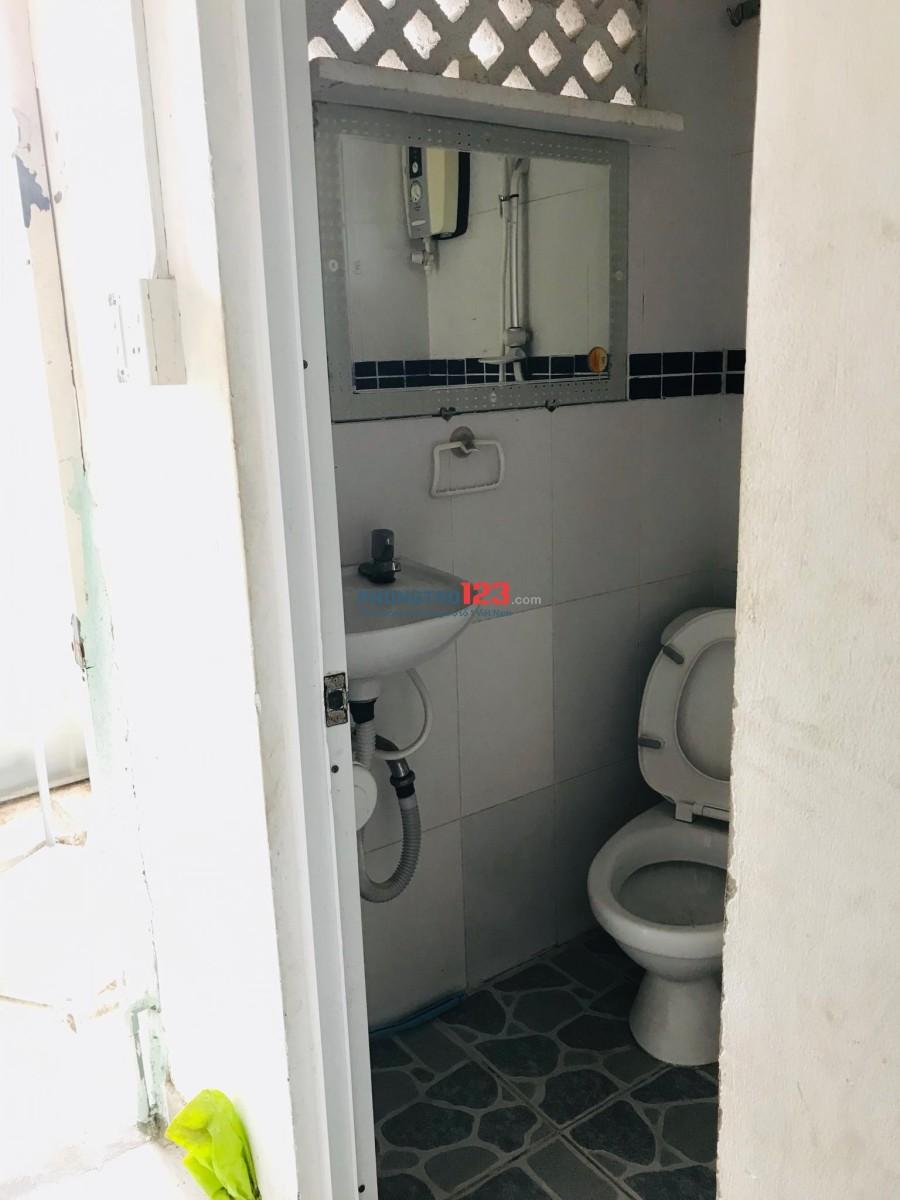 Cho nữ thuê phòng trọ nguyên lầu quận Phú Nhuận, giá 3 triệu/tháng bao wifi