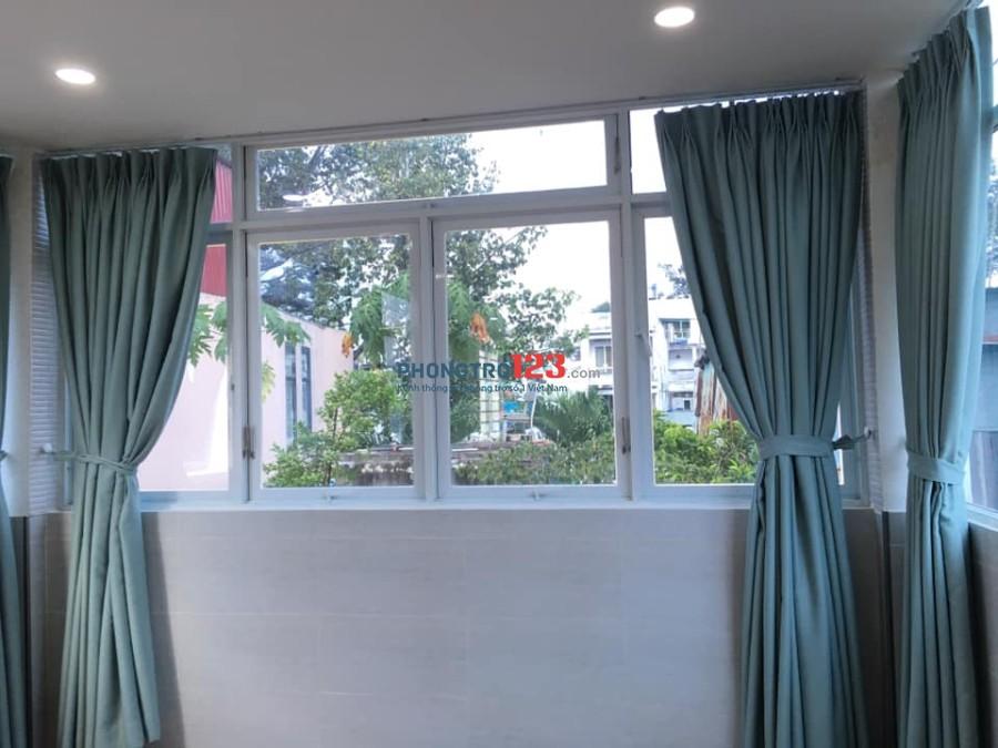 Cho thuê phòng trọ cao cấp tại 331/1L Lê Hồng Phong, phường 2, quận 10 mới 100%