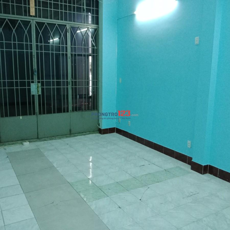 Cho thuê mặt bằng tầng 1 nhà mặt tiền 232 Nguyễn Thái Bình, P.12, Q.Tân Bình Mr Lương