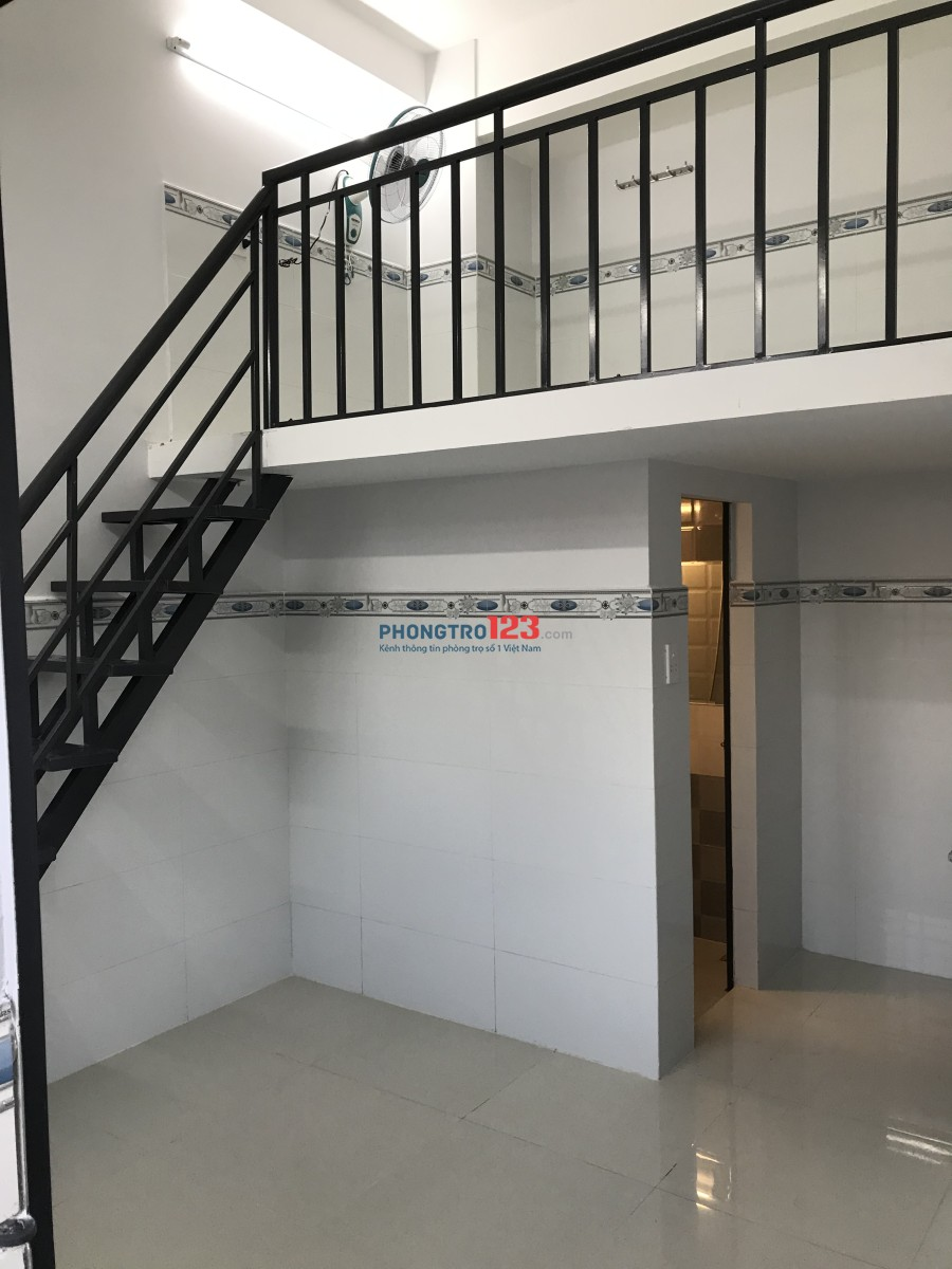 Cho thuê phòng trọ ngay khu công nghệ cao Quận 9 TP Hcm , mới xây xong.
