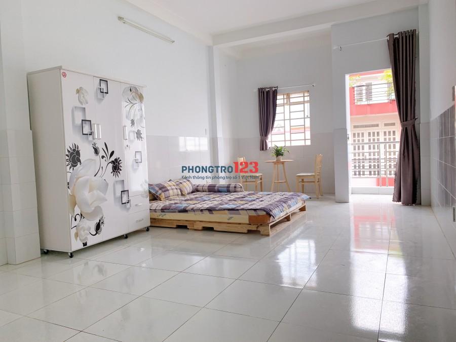 Cho thuê phòng trọ cao cấp full nội thất ngã tư 4 xã, quận Bình Tân