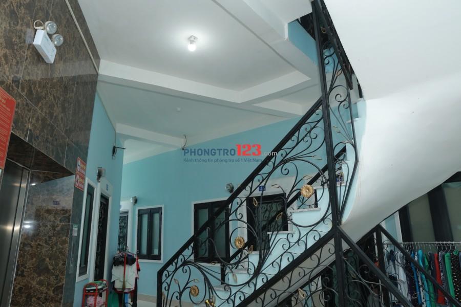 Nhà trọ cao cấp mới xây, an ninh 24/24, có thang máy 29A Lương Minh Nguyệt, Quận Tân Phú