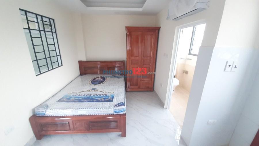 Phòng trọ mới 100%_giá rẻ_NT cơ bản_gần KCX_Vincom_cầu Tân Thuận 2