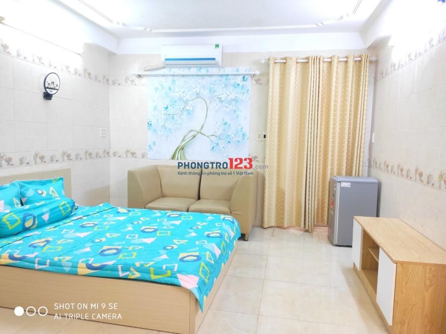Quận 1 - phòng đầy đủ nội thất - 30m2