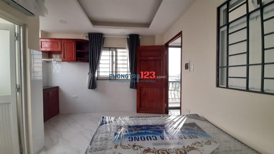 Phòng trọ mới siêu hot, giá chỉ từ 3tr5, có máy lạnh gần KCX, cầu Tân Thuận 2, Vincom
