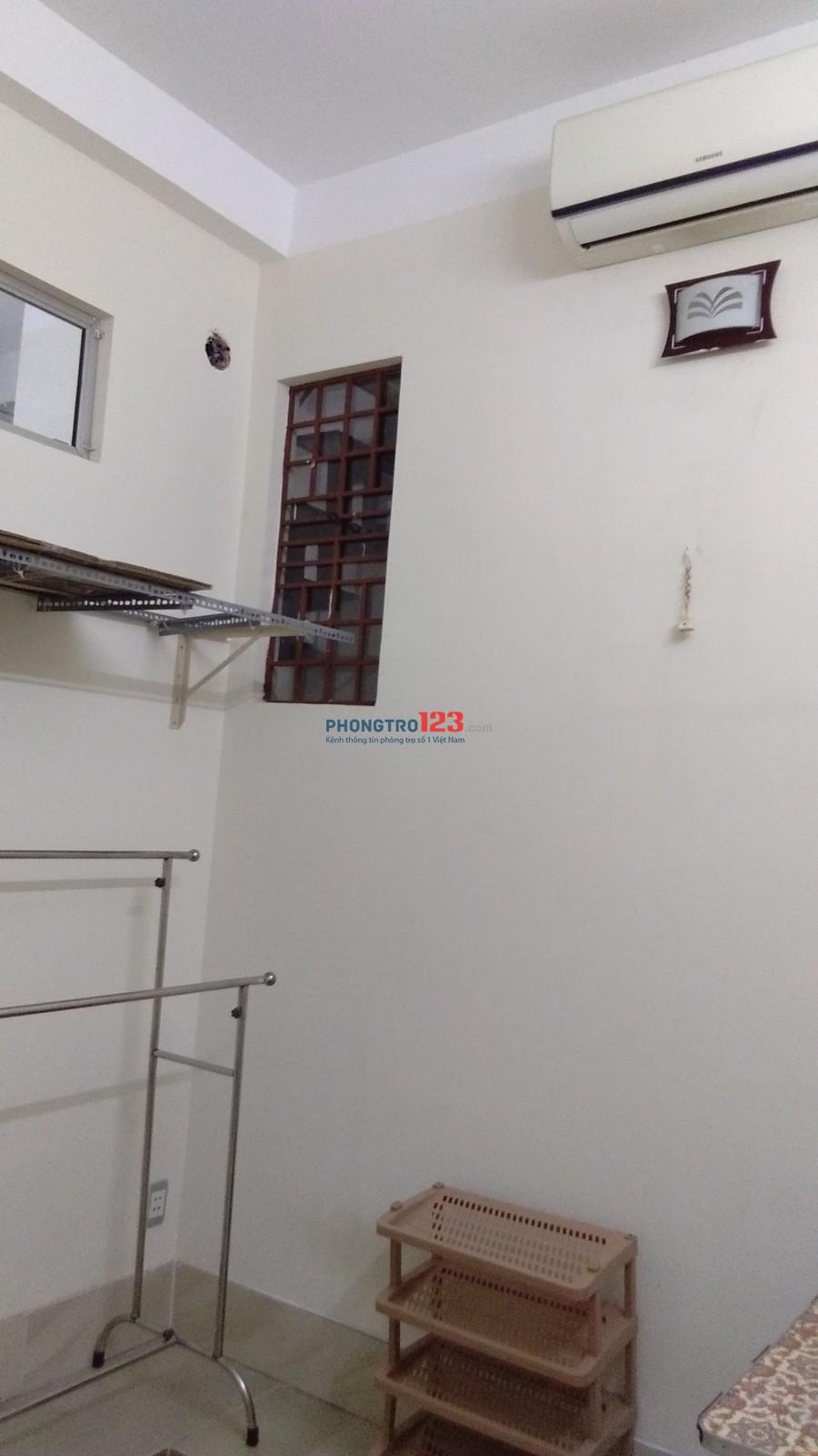 Phòng trọ máy lạnh, Tô Hiến Thành, Quận 10