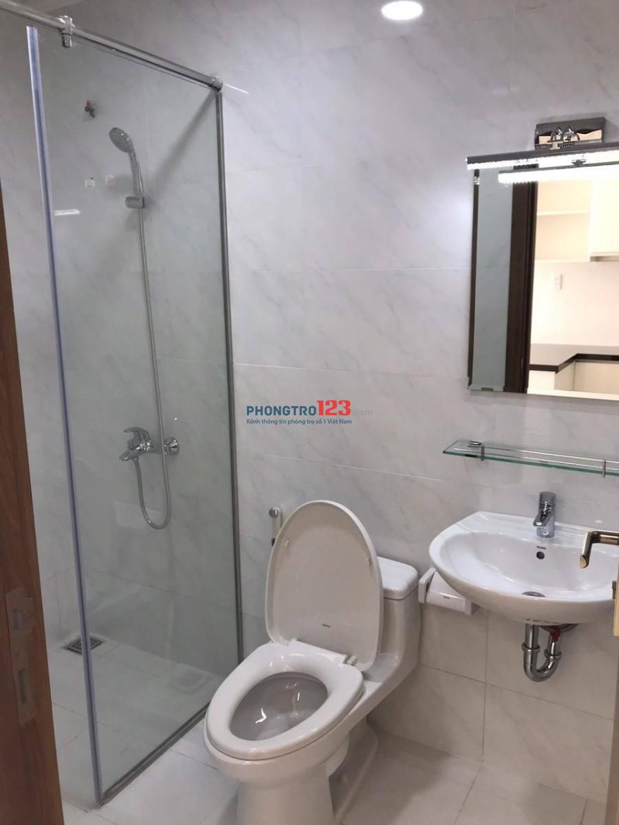 Cho thuê Căn hộ Officetel Centana Thủ Thiêm Q.2 55m² 2PN, giá 10tr bao phí quản lý