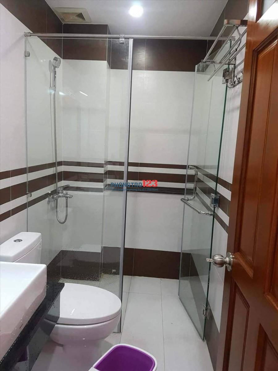 Cho thuê căn hộ cao cấp full nội thất bao dịch vụ