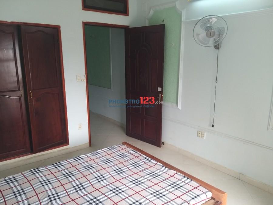 Phòng trọ 135/1 Nguyễn Hữu Cảnh, HL: 0909483684