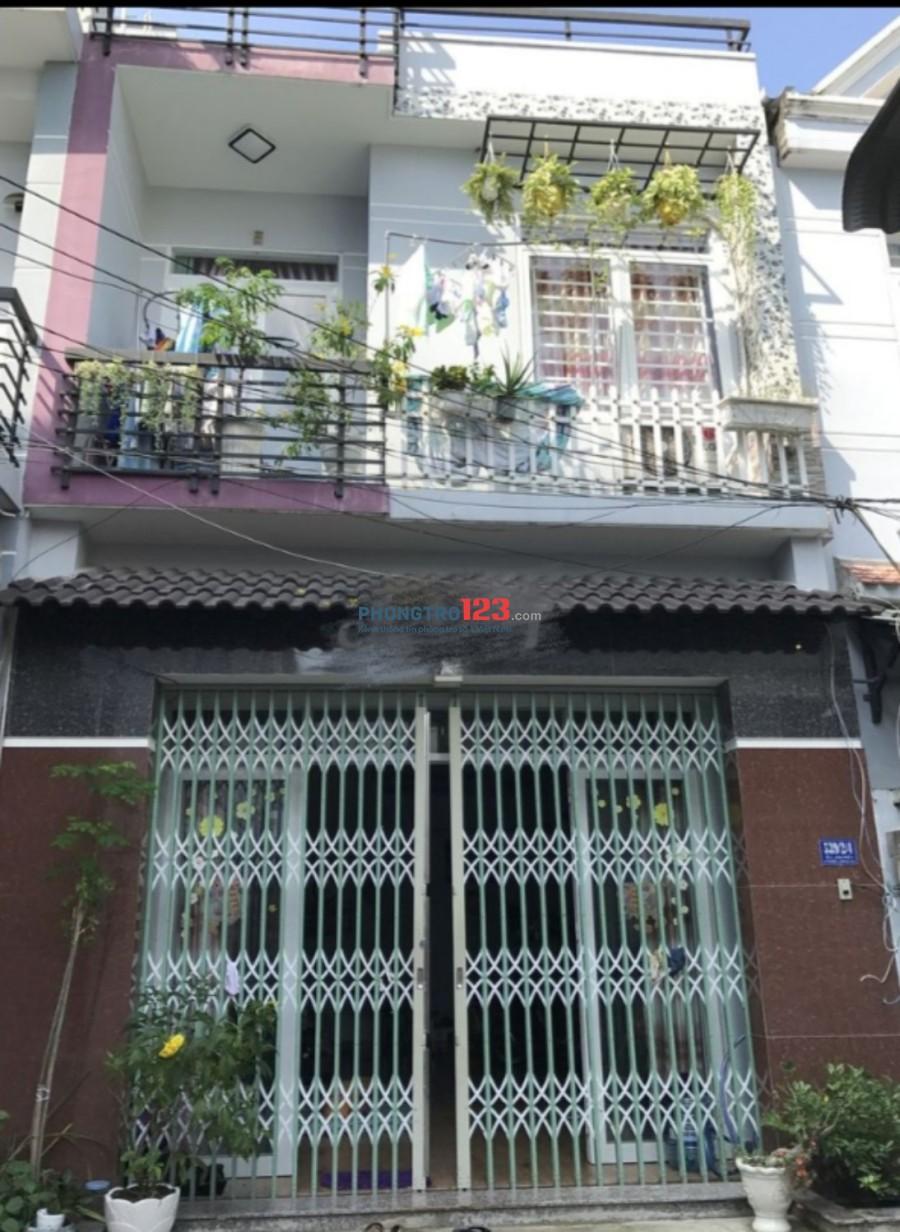 Cho thuê nhà nguyên căn, 1 lầu 5x10 100m2 2pn đầy đủ nội thất tại Đỗ Xuân Hợp, Q.9