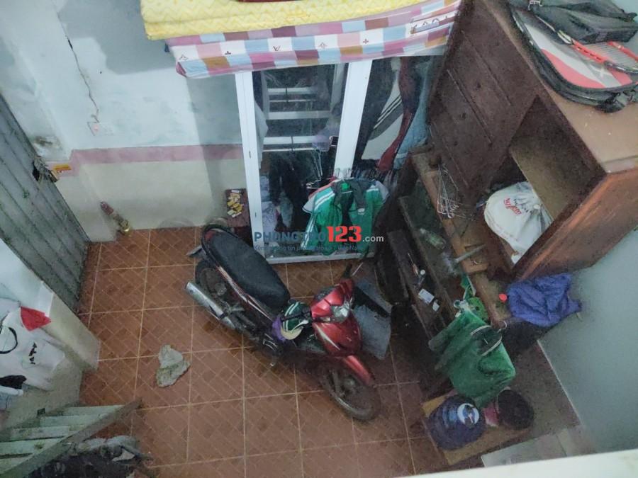 Nam ở ghép đường Nguyễn Ảnh Thủ, quận 12