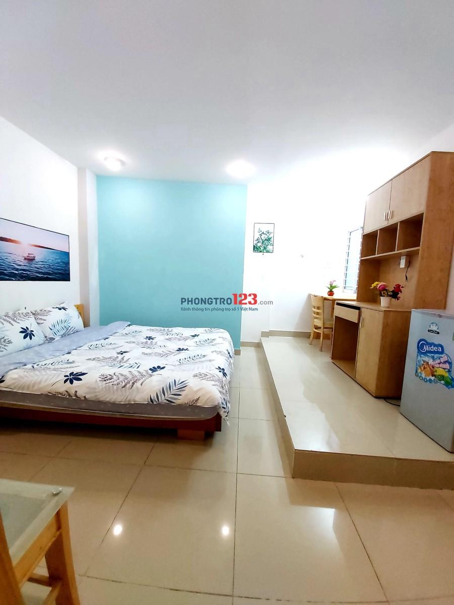 Cho thuê phòng trọ cao cấp Quận 3, Lê Văn Sỹ gần chợ Nguyễn Văn Trỗi