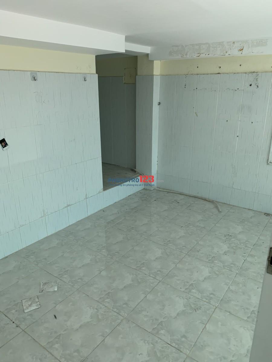 Còn 1 căn hộ riêng biệt 30m2 1 trệt 1 lửng đúc