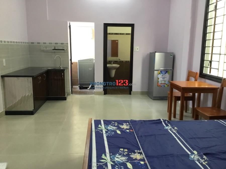 Cho thuê phòng trọ mới đầy đủ tiện nghi quận Hải Châu, gần cầu Rồng