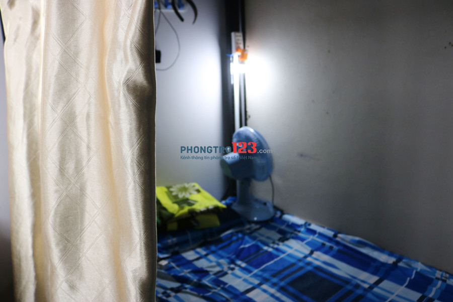 Ở ghép ký túc xá cao cấp trong biệt thự mini giá 1tr35 - 1tr6/1 tháng trọn gói, Quận Gò Vấp