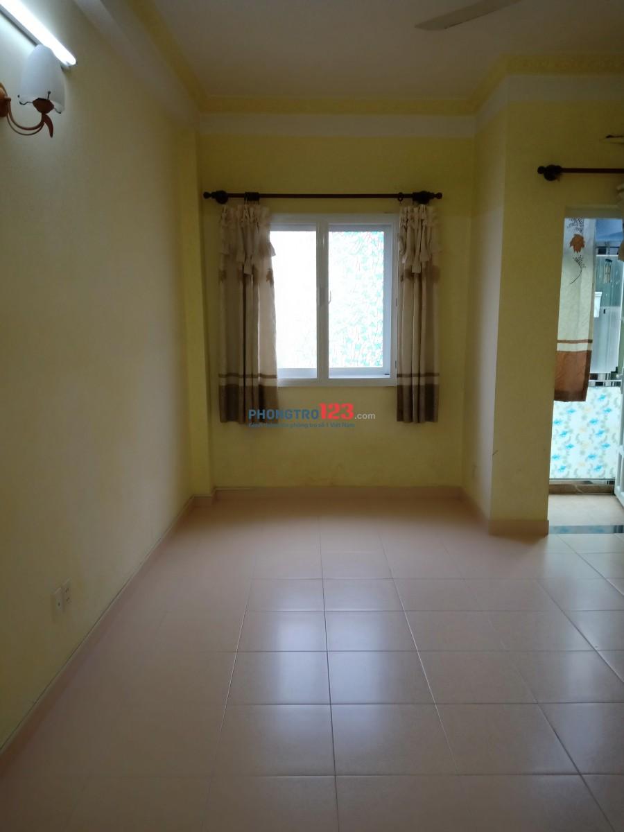 Cho Nữ thuê phòng trọ quận 10 - Hoà Hưng