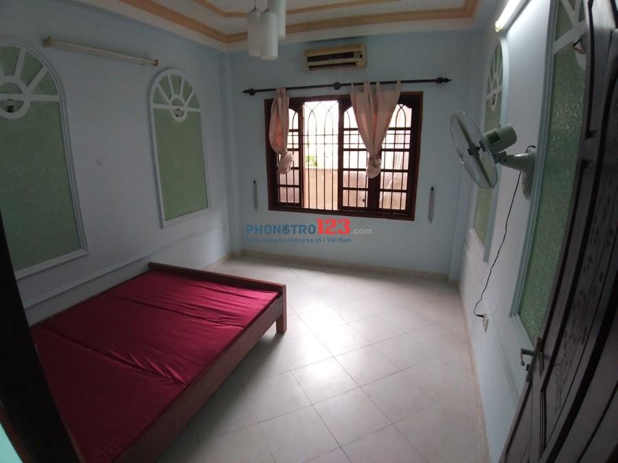 Phòng trọ cho thuê 135/1 Nguyễn Hữu Cảnh, gần Khu Văn Thánh, 0909.48.36.84