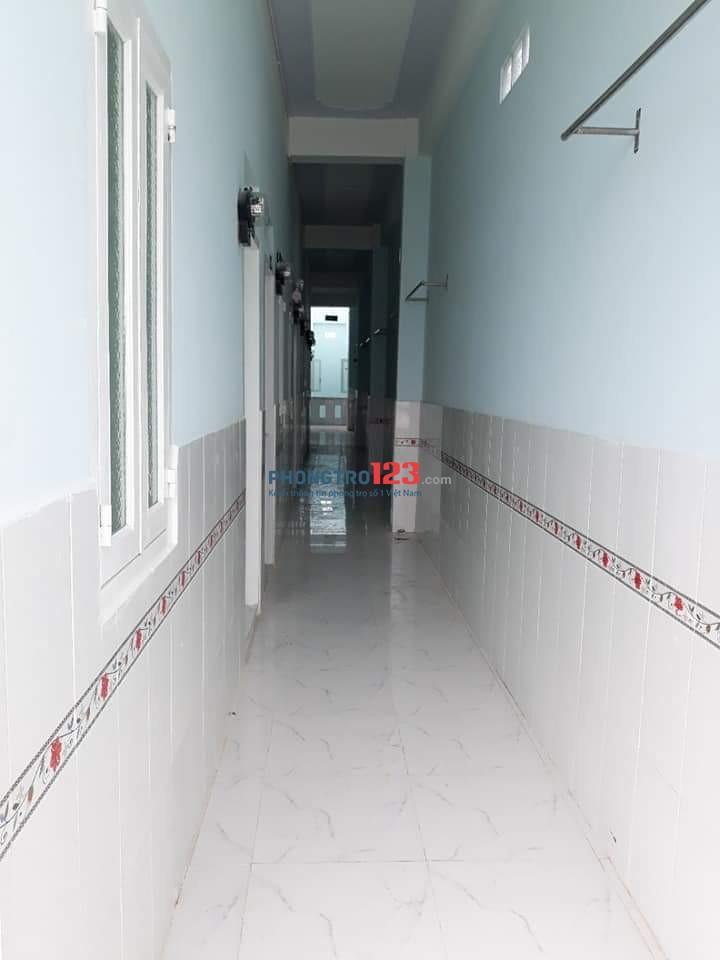 Cho thuê phòng đẹp mới xây ngay ngả tư bốn xã, Giáp Tân Phú (giờ giấc tự do)