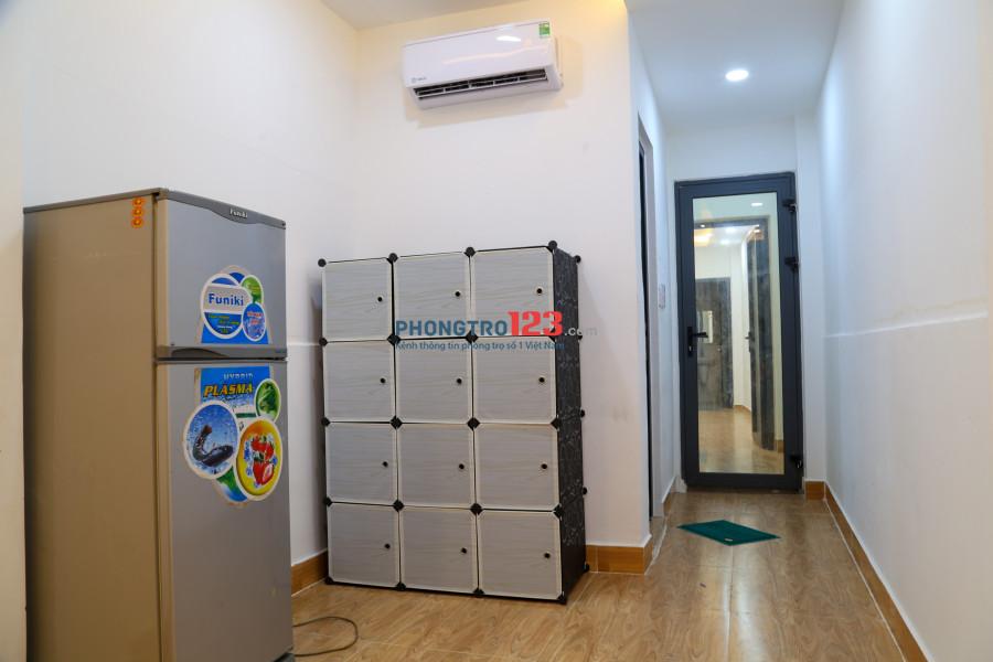 Cho thuê nhà trọ full nội thất tại trung tâm Q1 từ 5,2tr/tháng. An ninh dịch vụ tốt