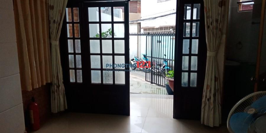 Cho thuê nhà nguyên căn 60m2 đầy đủ nội thất tại 2/2 Võ Duy Ninh, P.22, Q.Bình Thạnh