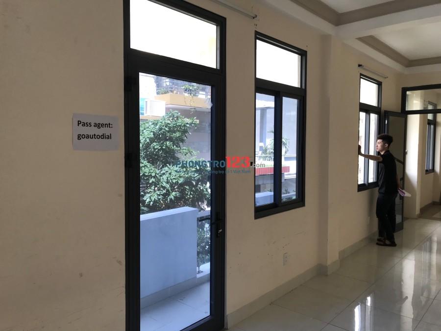 Cho thuê mặt bằng làm văn phòng 68m2 nhà mặt tiền 56 Giải Phòng, P.4, Q.Tân Bình