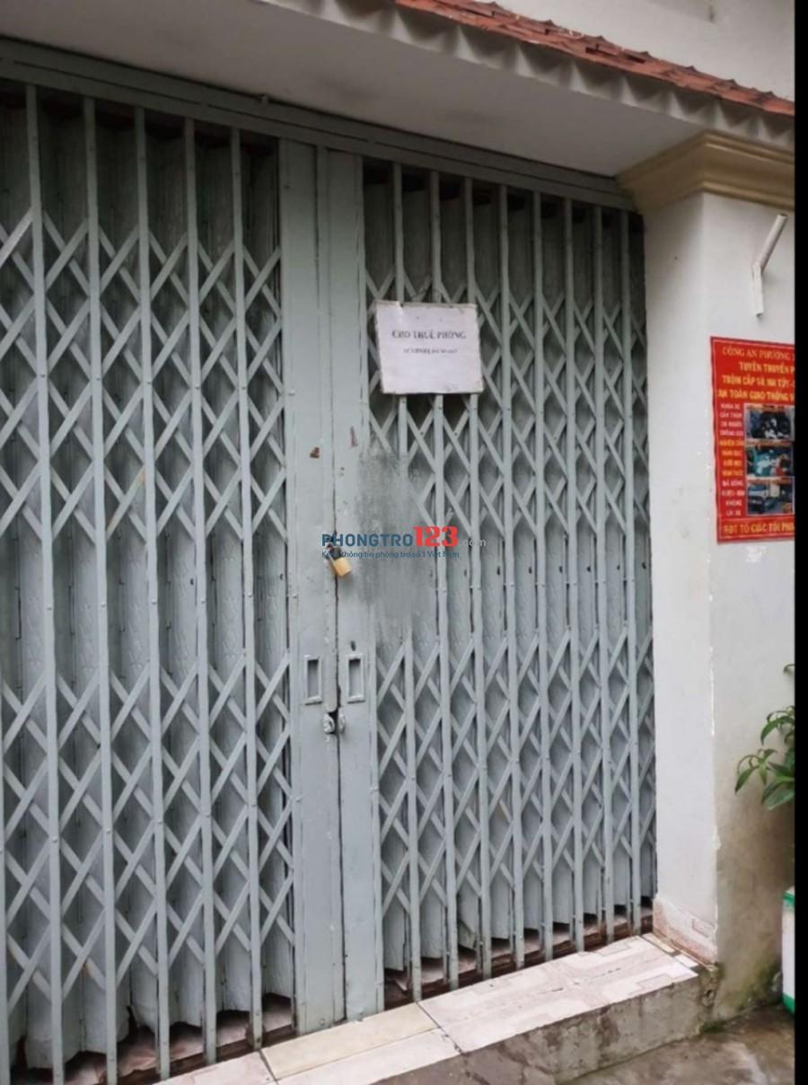 Cho thuê nhà nguyên căn có gác Hẻm 467 Tân Sơn, P.12, Q.Gò Vấp. Giá 4,5tr/tháng