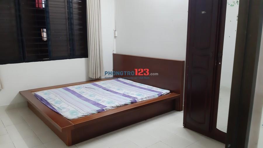 Cho nữ thuê phòng (phòng rộng 20 m2 ở được 2 người)