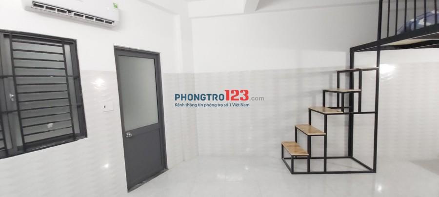 Phòng GÁC LỬNG FULL tiện nghi trung tâm Lý Thường Kiệt, Quận 10