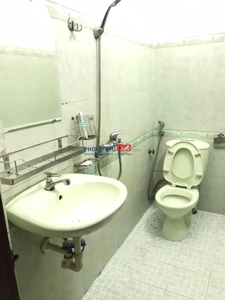 Cho thuê phòng trọ ngay trung tâm thành phố gần trường ĐH Duy Tân, BV Hoàn Mỹ, Chợ Tân Lập
