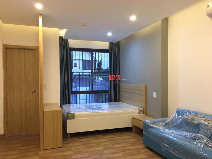 Phòng cao cấp tiện nghi 30m2 Hải Châu
