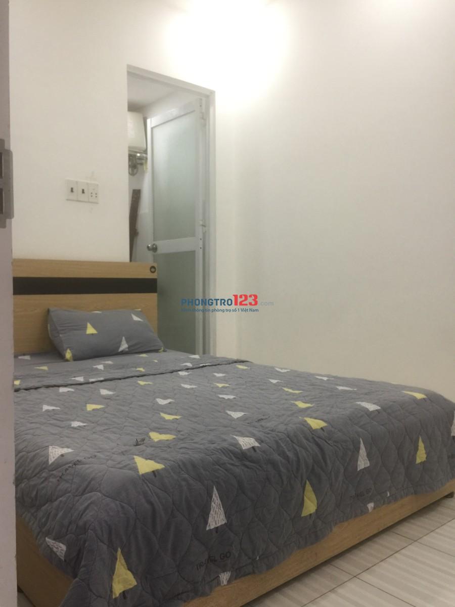 Cho thuê phòng trọ quận 1, Trần Hưng Đạo, giá chỉ 3tr2