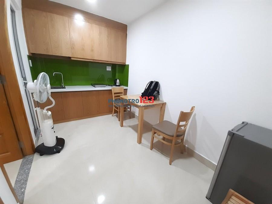 Cho thuê Căn Hộ 1PN Mới 100%,Gần Chợ NguyễnXÍ,Bình Thạnh